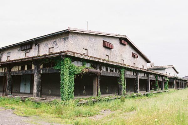 2006年旧東北農政局酒田倉庫